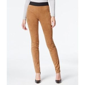 Rawhide Faux Suede Pants NWT, Sizes 2 & 6