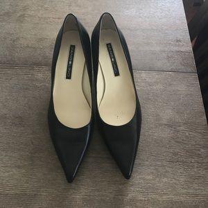 Black Bandolino heels - size 6