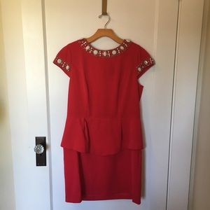 Your Fall Must Have Dress Color RED