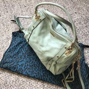 Rebecca Minkoff mint Green Purse