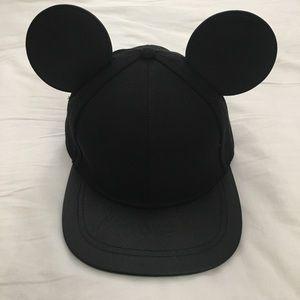 H&M | Black Mickey Cap