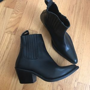Black leather boogie. These are amazing