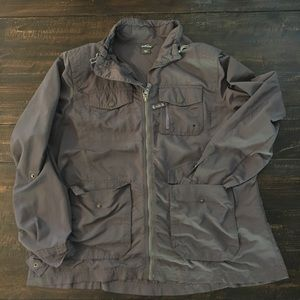 Eddie Bauer Travex Jacket, Purple