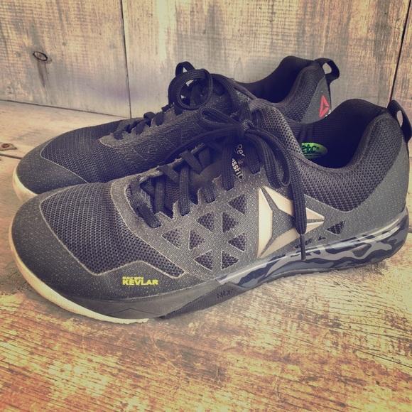 dfdb3e21b7a Reebok Nano 6.0 Camo Crossfit Mens Training Shoe. M 59c8049bc284560859032201