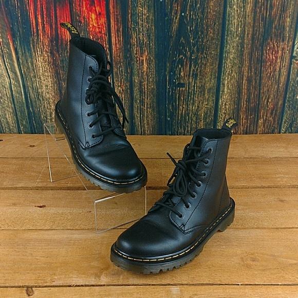 d18b83afc0c78 Dr. Martens Shoes   Dr Martens Luana High Top Lace Up Leather Boot ...