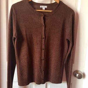 🍁Cardigan sweater