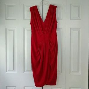 Maggy Boutique Red Dress