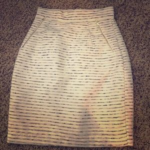 H&M high waisted skirt