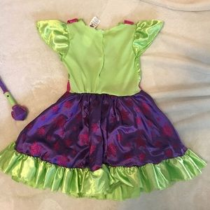 rubies Costumes - Little Charmers Hazel dress & wand- for halloween!