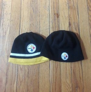 Other - Kids Steelers Beanies