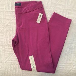 Pink Pixie Pants