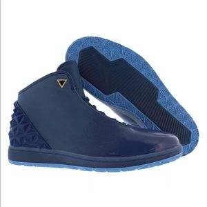 Jordan Instigator French Blue Basketball Shoe