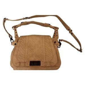 Rebecca Minkoff Endless Love woven satchel
