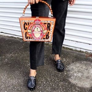 Vintage bag.