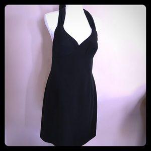 Gillian Black Dress