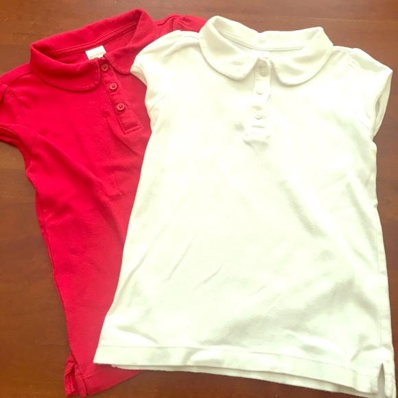 7884da99b Gymboree Other - 🍁 Gymboree Little Girls Short Sleeve polo tops
