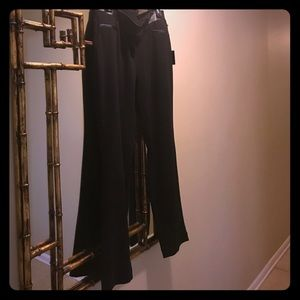 Black chic Pants NWT bought last year