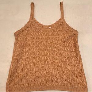 Tops - Knit Tank