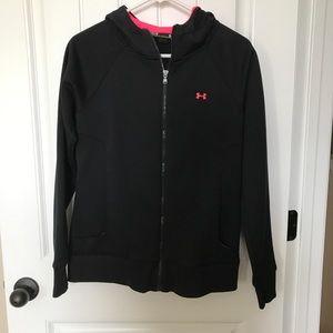 Excellent condition UA zip up hoodie