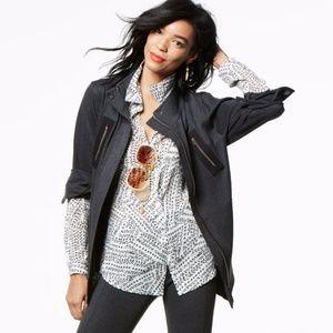 cabi 2016 fall mesh back jacket - So cute!!