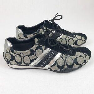🌼 COACH Monogram Shoes/Sneakers