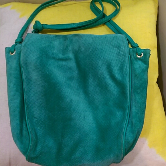 87617e572add Bottega Veneta Handbags - Vintage Bottega Veneta Suede Bag