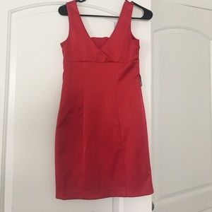 Dresses & Skirts - Never worn red cocktail dress!