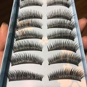 Ardell style cat eye eyelashes