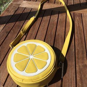 Handbags - Lemon Purse
