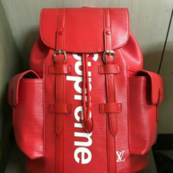 Lv Supreme Backpack