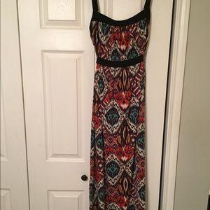 Pure Energy— Maxi Dress