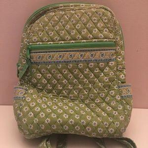 Retired Vera Bradley Apple Green Backpack 🍏 🎒
