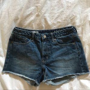 GAP Slim Cut Off Shorts