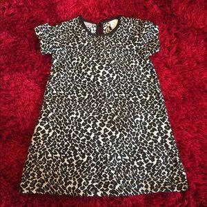 Kardashian kids animal print dress