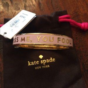 Kate Spade Idiom bangle