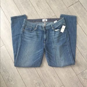 Brand new Anthropologie Paige Jeans size 30P