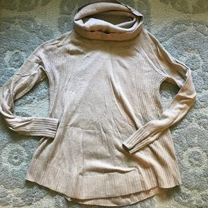 XS Loft cowl neck sweater