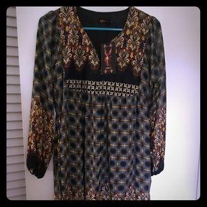 NWT Reborn dress/tunic size M