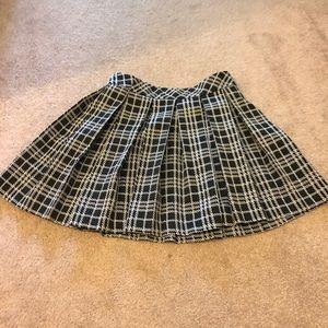 Pleated skirt banana republic skirt