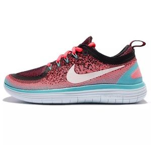 b5d019d72636f Nike Shoes - Nike Free Run Distance 2 shoes women s pink black