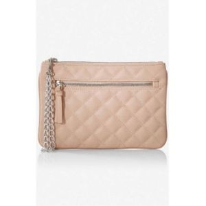 Express Quilted Wristlet