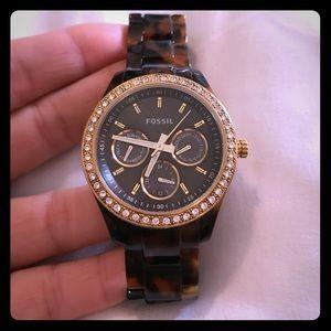 Elegant Chic - Stella Fossil Watch