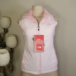 North Face reversible vest