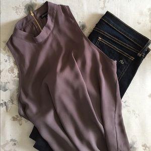 Tops - Dusty Purple Blouse