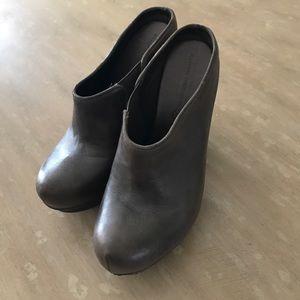 Allsaints closed toe heels