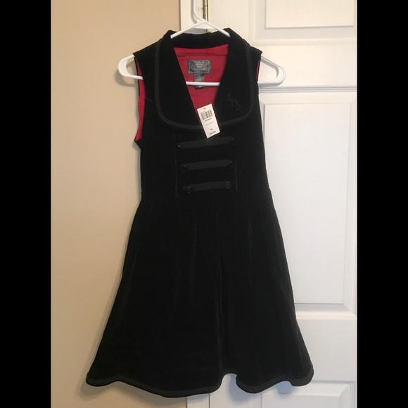 72bab9ab963f American Horror Story Hotel Bellhop Dress NWT