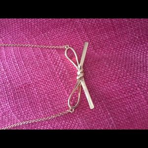 Kate spade ROSE GOLD long chain necklace