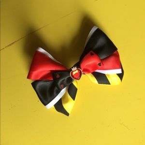 Alice and Wonderland Hair Bow