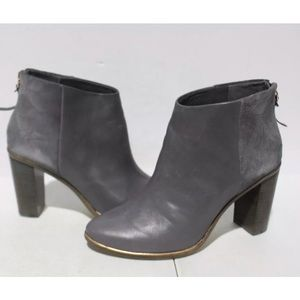 Ted Baker London Shoes - Ted Baker Lorca 3 Booties size 7.5 dark grey suede
