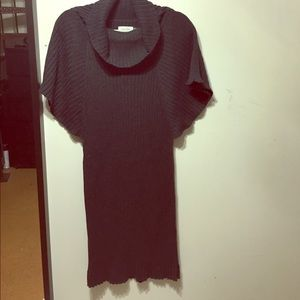 EUC Calvin Klein Cowl Neck Dress